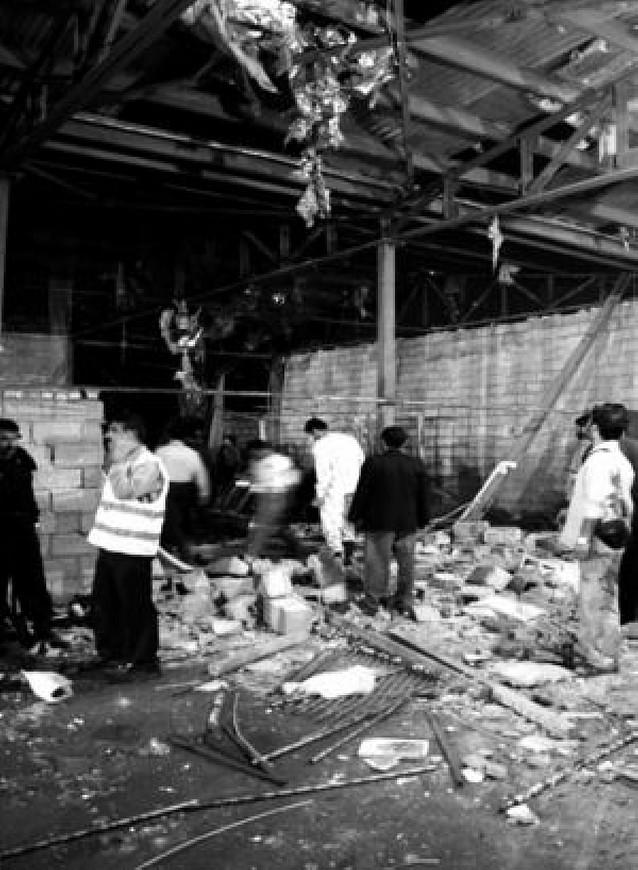 El Gobierno de Irán niega que la explosión en una mezquita sea un atentado