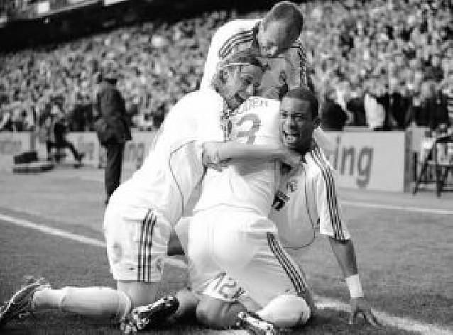 El Madrid ya tiene media liga