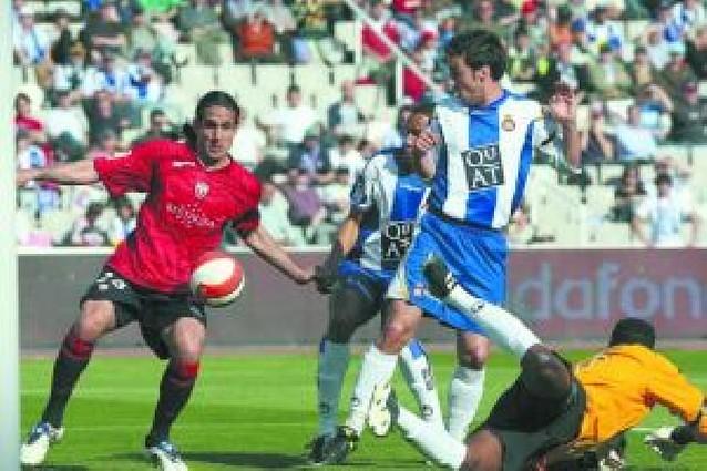 Regalo olímpico del Espanyol a Osasuna (0-1)
