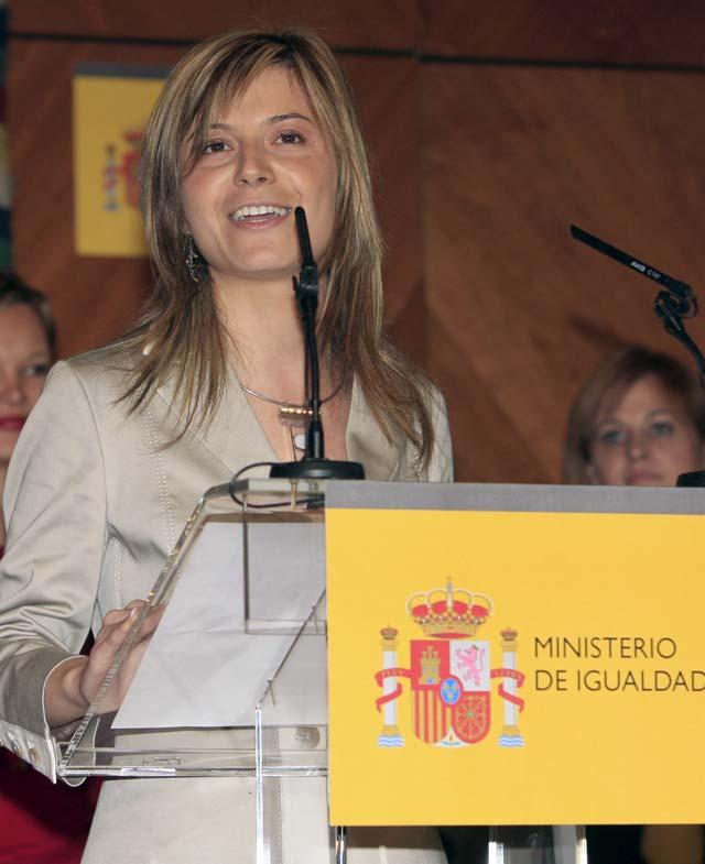 """Bibiana Aído subraya el """"valor"""" de crear el Ministerio de Igualdad"""