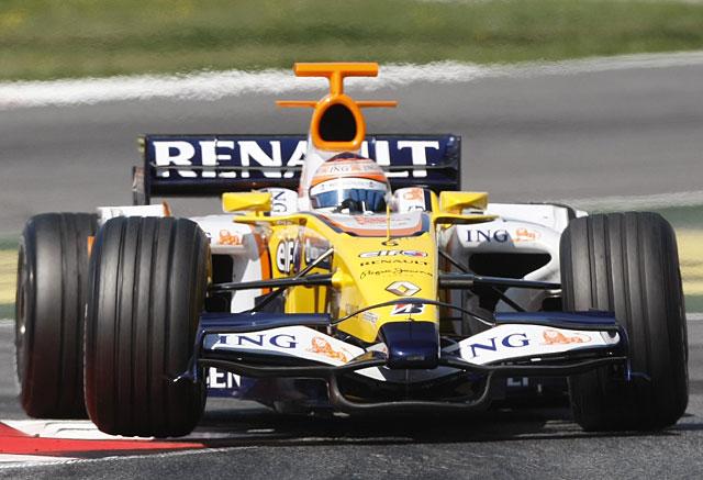 Massa, mejor tiempo en la primera jornada de entrenamientos de Montmeló
