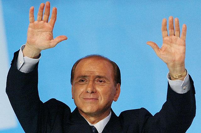 Berlusconi cumple los pronósticos y logra la victoria en las elecciones italianas