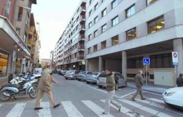 Convenio a tres bandas para peatonalizar la calle Tudela