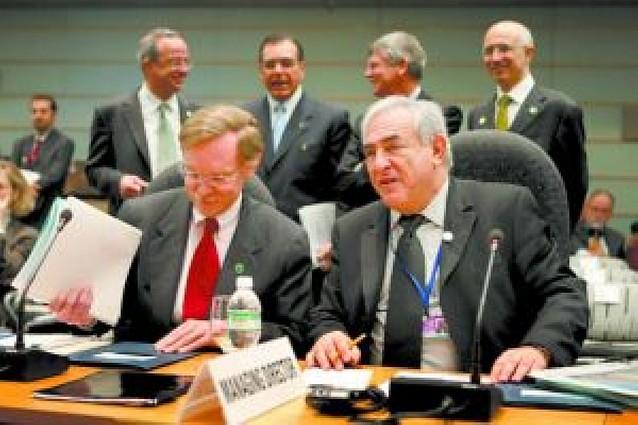El Banco Mundial y el FMI alertan del encarecimiento de los alimentos