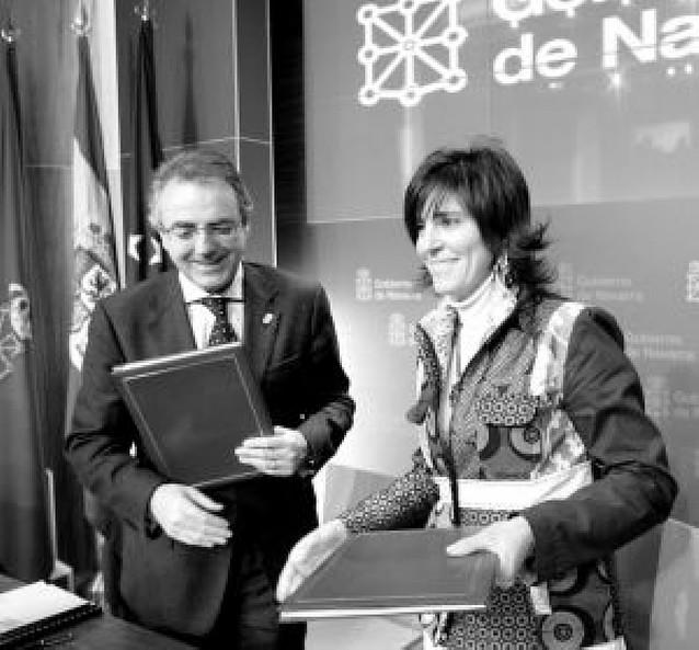 Navarra moviliza todos sus recursos públicos para infraestructuras y dotaciones sociales