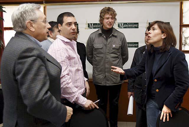 NaBai defiende su gestión en Barañáin y dice que mantendrá sus propuestas desde la oposición