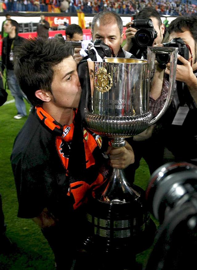 El Valencia, campeón de Copa