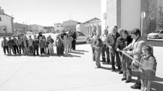 Rada renueva las redes y la pavimentación de seis calles
