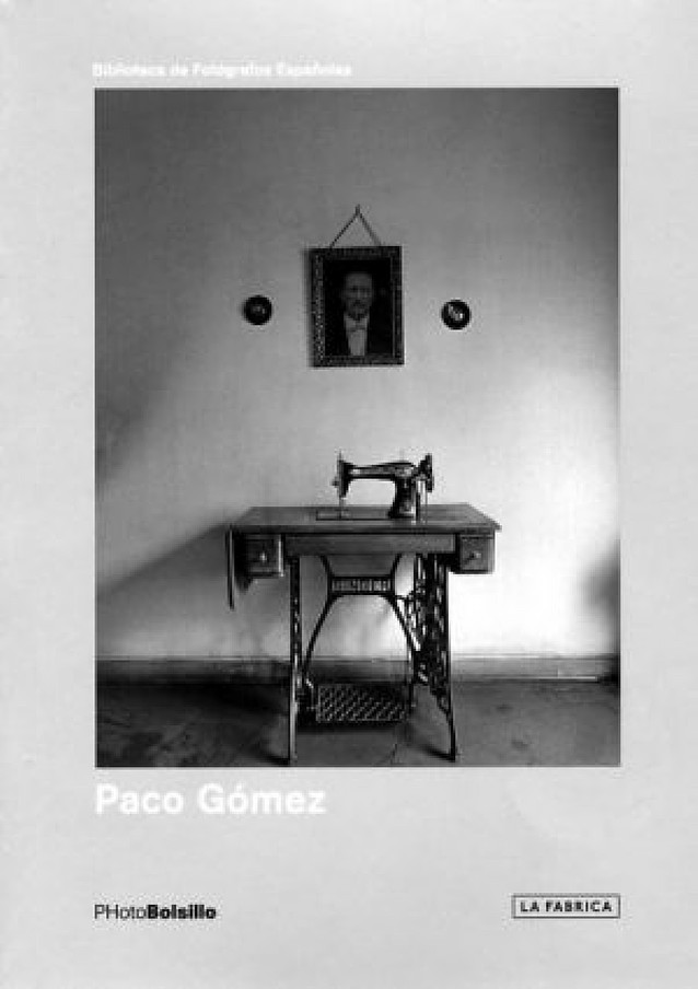 El pamplonés Paco Gómez, en la colección de PHotoBolsillo