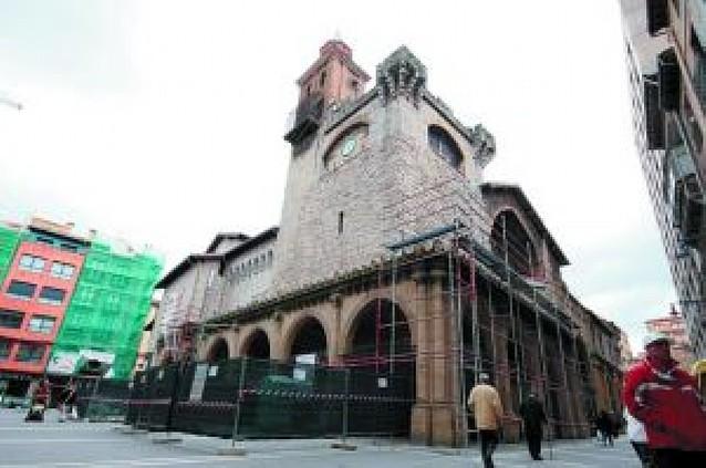San Nicolás arregla su torre