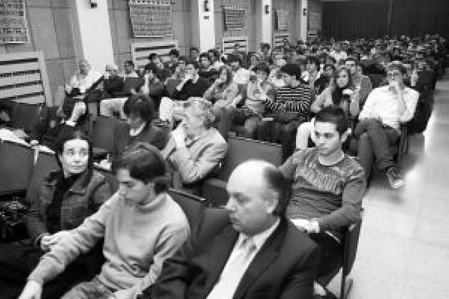 El PNV podría presentar en Bera la moción para que ANV condene a ETA