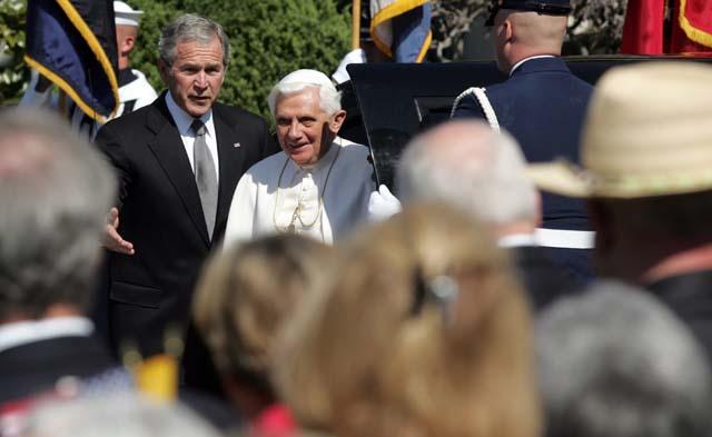 Benedicto XVI elogia la vitalidad de los fieles de lengua española en la Iglesia de EEUU