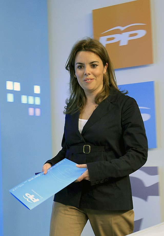 El PP pide la comparecencia urgente de Zapatero para explicar su política del agua y no descarta movilizaciones