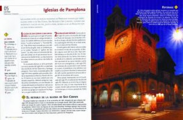 De turismo por Navarra con el Diario