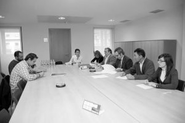 Educación apuesta por un nuevo colegio en Cascante; y el consistorio, por reformar el actual