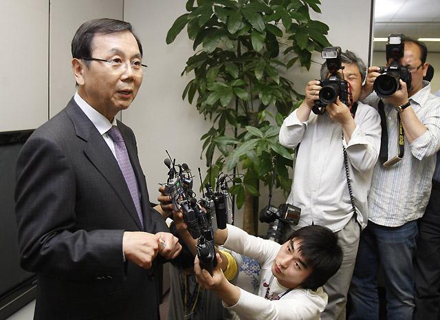 El presidente de la firma surcoreana Samsung será juzgado por evasión fiscal