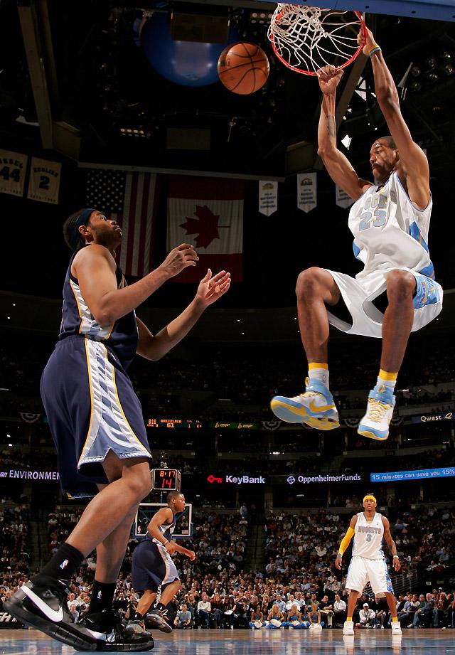 Navarro se quedó a dos triples de entrar en la historia de la NBA