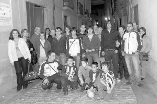 La Peña Real Sociedad de Tudela cumple su décimo aniversario