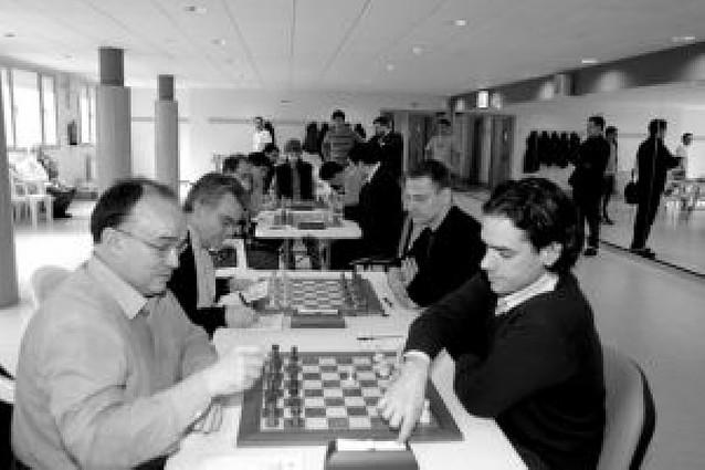 El club Santa Ana de ajedrez lidera el Campeonato Navarro