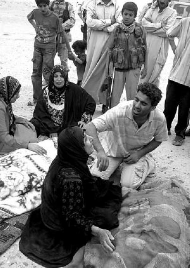 Al menos 50 muertos en un atentado suicida en Irak