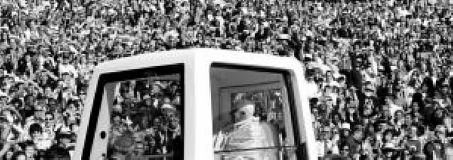 Los católicos estadounidenses recibieron con entusiasmo al Papa en Washington