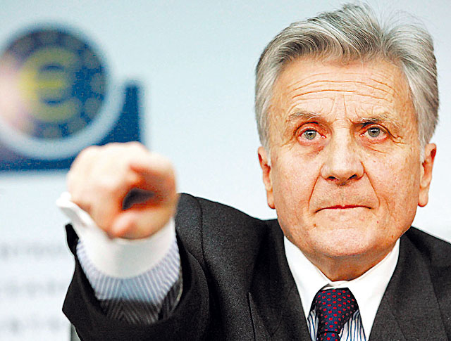 El BCE mantiene que la presión de la inflación seguirá a corto plazo