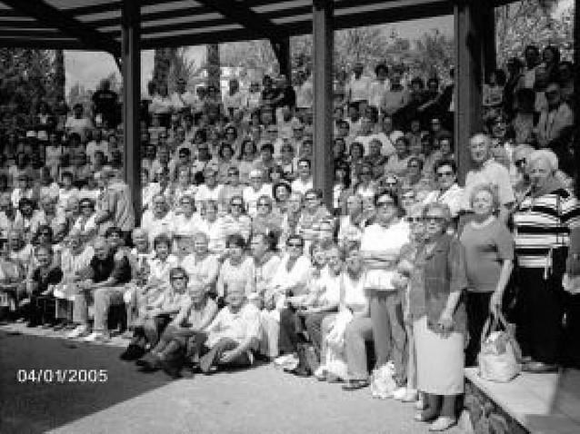 205 peregrinos navarros regresan de Tierra Santa
