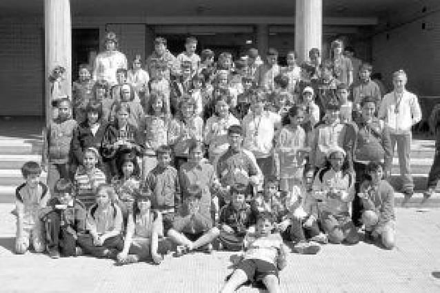 Fiesta atlética en Ribaforada