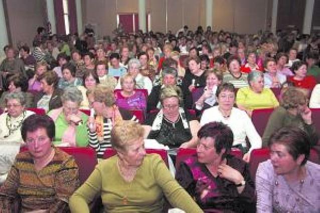 La localidad reúne a 300 mujeres del Valle del Queiles