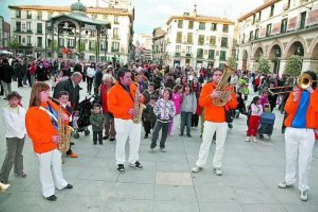 Tudela inicia tres semanas de actos, dentro de las XIV Jornadas de la Verdura