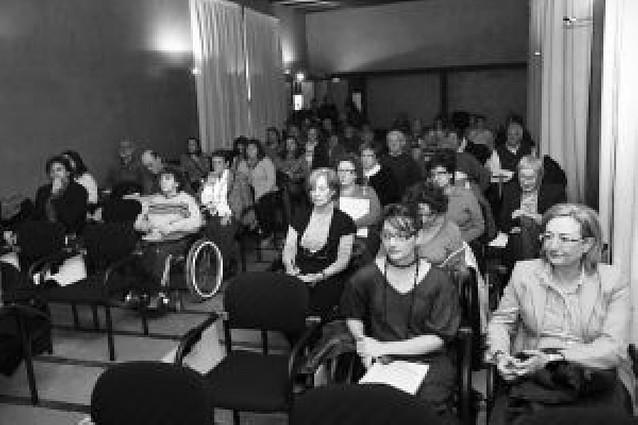 70 personas participan en las Jornadas sobre Discapacidad