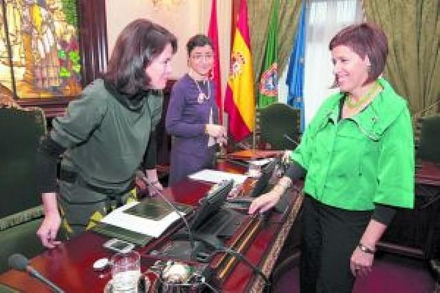 Pamplona tendrá que ceder un local para los gigantes del Casco Antiguo