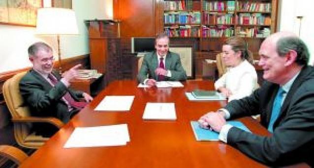 PSOE y PP desbloquean la renovación del Poder Judicial y el Constitucional