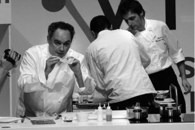 """Adriá, Berasategui y Dacosta, estrellas de """"Vive las verduras"""""""