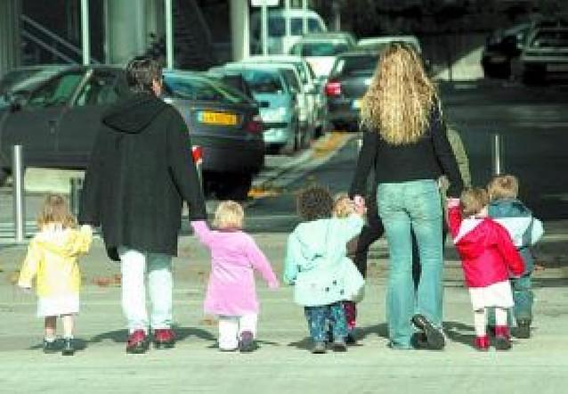 El 23% de los niños nacidos en 2007 eran hijos de mujeres no casadas