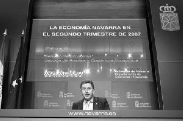 El Gobierno foral analizará el lunes si se dan o no en Navarra los 400 euros