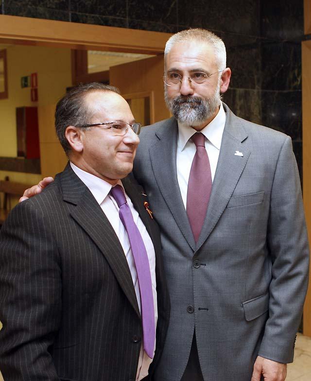 Juan Antonio García Casquero, elegido nuevo presidente de la AVT
