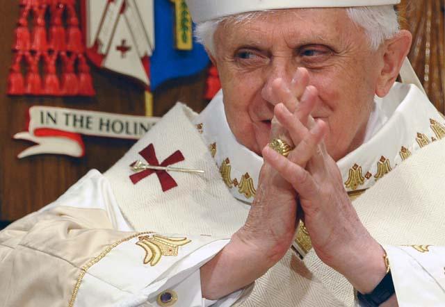 Benedicto XVI recuerda en la ONU el deber de proteger los derechos humanos
