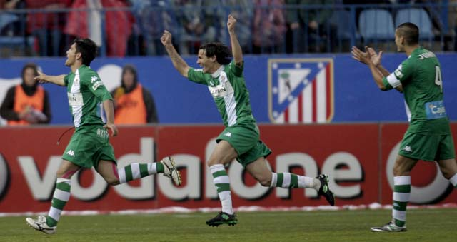 Güiza lidera la goleada del Mallorca ante un Murcia hundido
