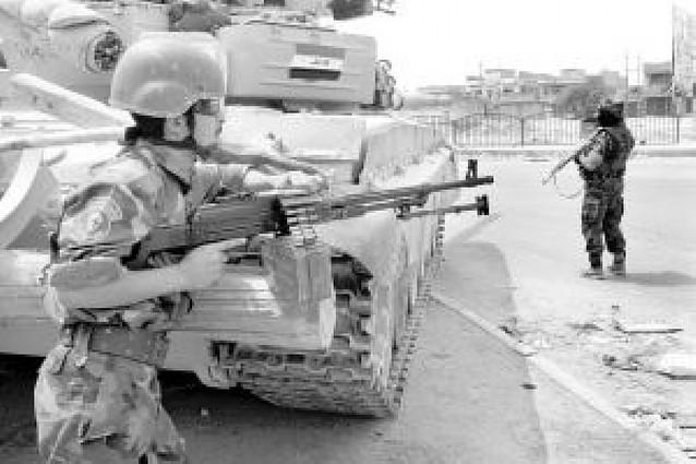 Combates entre el Ejército iraquí y las milicias chiítas causan 10 muertos