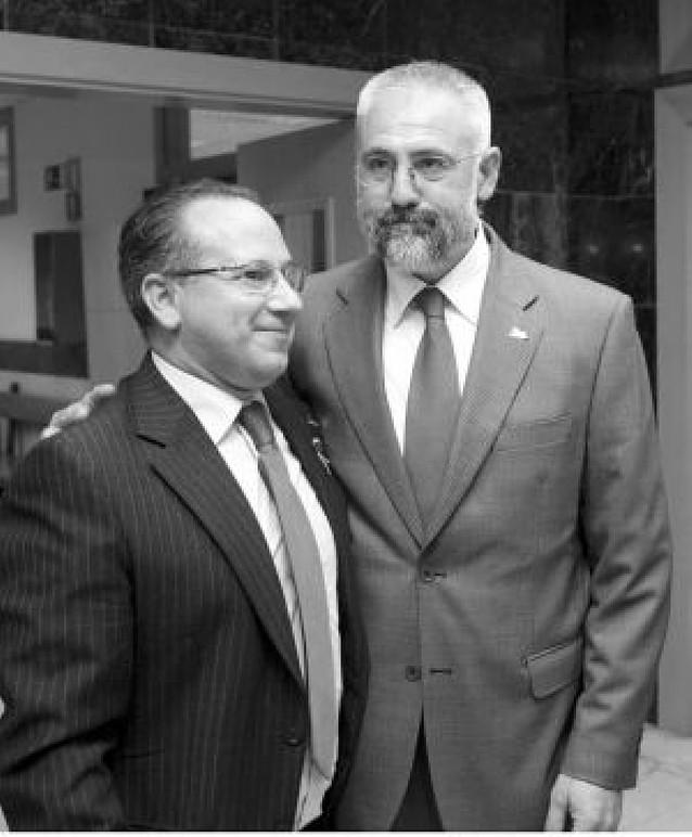 Juan Antonio García Casquero sustituye a Alcaráz al frente de la AVT
