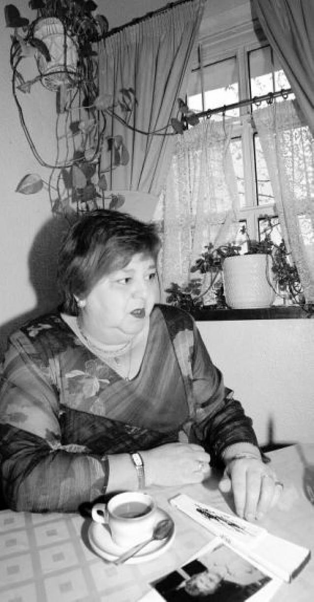 """Marisa López Armañanzas: """"Quisiera que me dijeran dónde está el cuerpo de mi madre"""""""