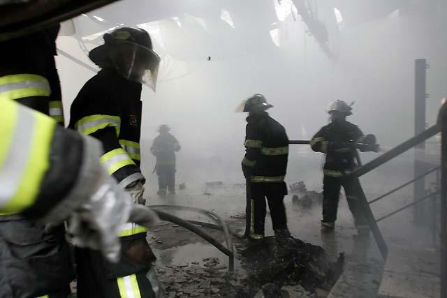 Al menos 13 muertos y 35 heridos en un incendio en una discoteca de Quito