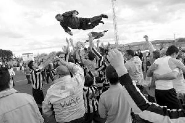 La Peña Azagresa ya es de Tercera División