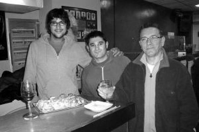 Cintruénigo degusta más de 3.000 pinchos en la Peña Cirbonera