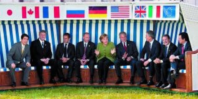 G-7, el sueño imposible de España
