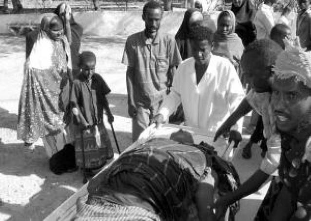 Más de 80 muertos en batallas contra rebeldes en Somalia
