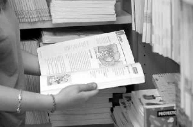 Los libros de texto serán gratis en dos cursos de ESO y uno de Primaria