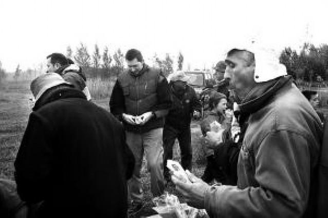 Los pescadores se quejan de la falta de piezas en la Estanca