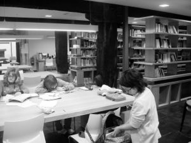 Lekunberri estrena biblioteca sin barreras
